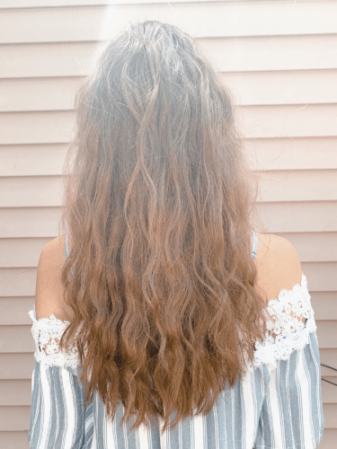 How To Easily Get Perfect Beachy Waves Overnight